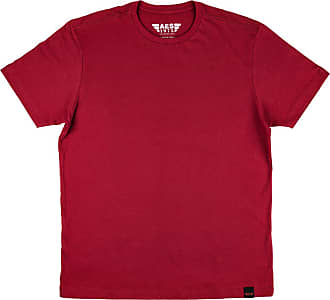 AES 1975 Camiseta Básica Vinho - P