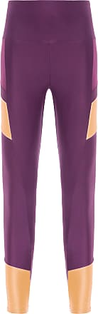 Body for Sure Calça Legging Recortes Body For Sure - Roxo