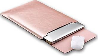 da66887a15854 LaoZan PU-Leder Laptophülle Laptop Sleeve Schutzhülle Laptoptasche Hülle  Case für 11.6-15.4 Inch