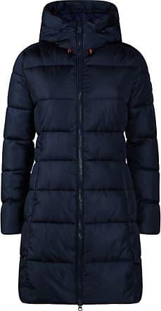 Save The Duck Womens Mega9 Hodded Coat Cappotto Donna | bianco/grigio/nero/olivia/nero/olivia/rosso/nero/olivia/blu/nero