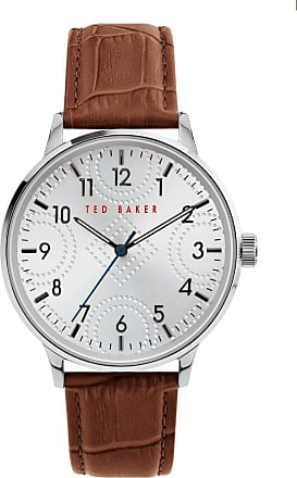 Acotis Limited Ted Baker Watches Mens Cosmop Stainless Steel Silver Tone Watch BKPCSS