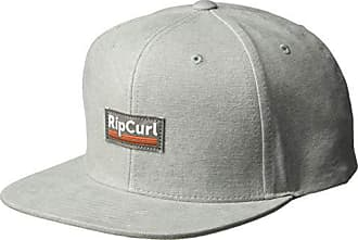 Rip Curl Mens World Famous Snapback, Gray 1SZ