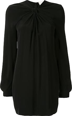 Dion Lee loop knot mini dress - Black