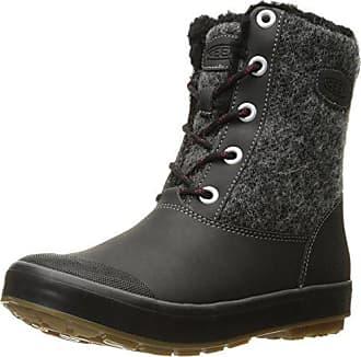 6f5cefdf570 Keen Womens elsa Boot wp-w Snow, Black Wool, 5 M US. USD $120.86