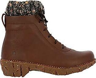 El Naturalista Damen N5441 Soft Grain Premium Wool BlackNido Hohe Stiefel