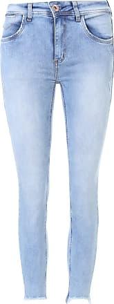 Dimy Calça Jeans dimy Skinny Cropped Selena Azul