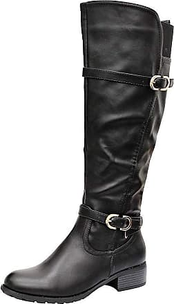 Saute Styles Ladies Knee High Boots | Flat Heel Boots Women | Womens Knee High Boots| Riding Knee High Boots | Knee High Boots Women | Block Heel Knee High Boots B
