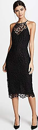Yumi Kim Womens Shes Mine Lace Dress, Black, M
