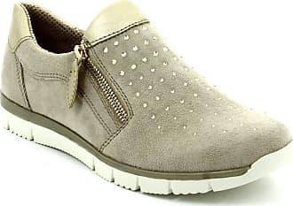 12b0ba3755e3 Lotus Ferruccio Womens Leisure Shoes 4 37 Beige Diamante