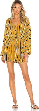 House Of Harlow X REVOLVE Capistrano Dress in Yellow
