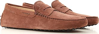 Tod's Loafers for Men On Sale in Outlet, Dark Brown, suede, 2019, 5.5 7.5 8 8.5 9 9.5