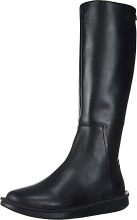 Camper Womens Formiga Mid Calf Boot, Black, 11