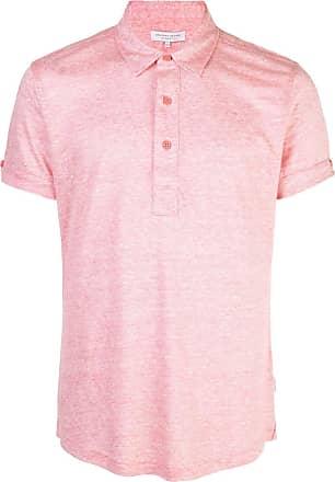 Orlebar Brown Camisa polo Sebastian - Rosa