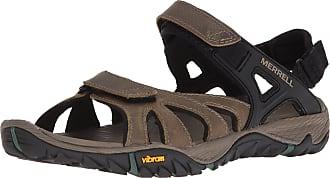 b2b1432a2e99 Merrell All Out Blaze Sieve Convertible J12649 Outdoor Hiking Sandals Mens  New J12649 Stucco 6 UK