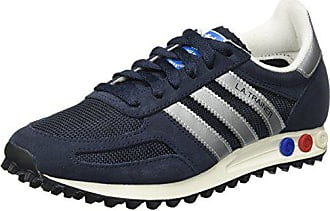 super popular 5f9ae 1de6a adidas Herren La Trainer OG Laufschuhe Mehrfarbig (Legend Ink F17 matte  Silver Night