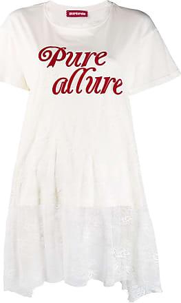 Guardaroba Camiseta Pure Allure - Branco