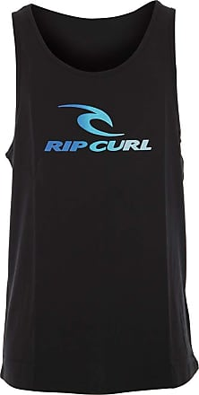 Rip Curl The Surfing Company Tank Vest XX Large Black