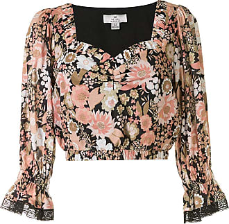 We Are Kindred Jessa Cropped-Top - Rosa