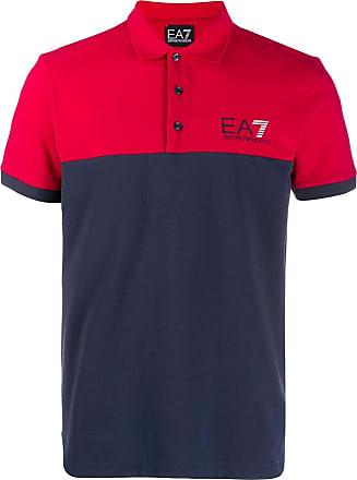 Emporio Armani classic polo shirt - Blue