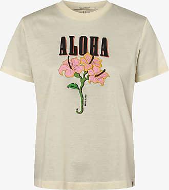 Scotch & Soda Damen T-Shirt beige