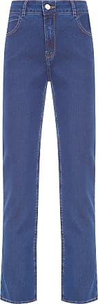 Cantão Calça Jeans Reta - Azul