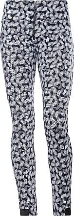 Freddy Printed WR.UP SNOW trousers with elastic cuffs