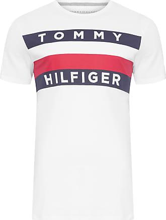 Tommy Hilfiger T-SHIRT MASCULINA UPSTATE - BRANCO
