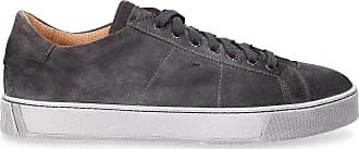 Santoni Sneakers Grey 21012