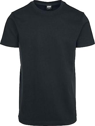 Urban Classics Heavy Oversized Contrast Stitch Tee - T-Shirt - schwarz
