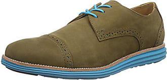 EU CHUNG femmes SHI Oxford Vert SENSOMO türkis Chaussures II Taille Grün 40 olive XXx7rR