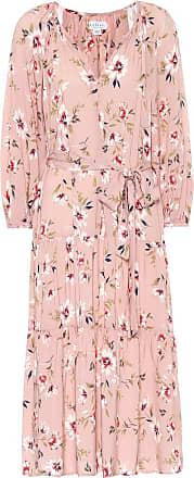Velvet Maddy floral midi dress