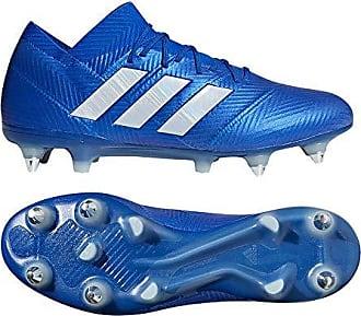 release date: a1e90 ce336 adidas Herren Nemeziz 18.1 Sg Fußballschuhe, Blau FtwblaFooblu 001, 46 2