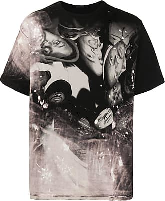 424 T-Shirt mit Wu-Tang-Print - Grau