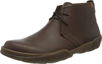 El Naturalista Mens Turtle Classic Boots, Brown (Brown Brown), 7 UK
