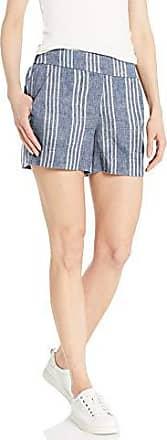Daily Ritual Womens Linen Pull-on Short Brand