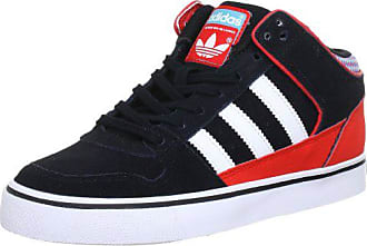 best loved e7254 9e564 adidas Originals CULVER MID G65555, Herren Sneaker, Schwarz (BLACK 1   RUNNING WHITE