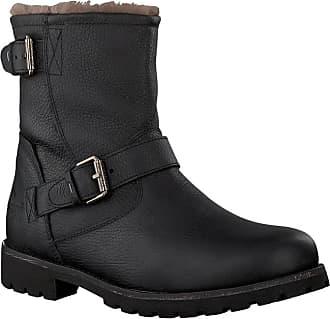 Panama Jack Schwarze Panama Jack Ankle Boots Faust Igloo C18