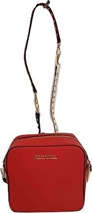 Ermanno Scervino SMALL ROOM BAG ANYA RED, Faux Leather, Size U