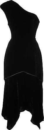 Natori Vestido assimétrico - Preto