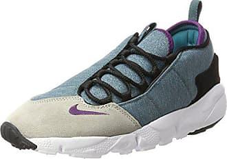 premium selection 1cfcb 49476 Nike Air Footscape NM, Scarpe da Ginnastica Uomo, Multicolore (Iced  Jade/Night