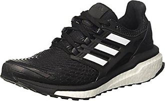 check out d356f 96fd3 adidas Energy Boost, Chaussures de Running Entrainement Femme, Noir (Core  Black Footwear White