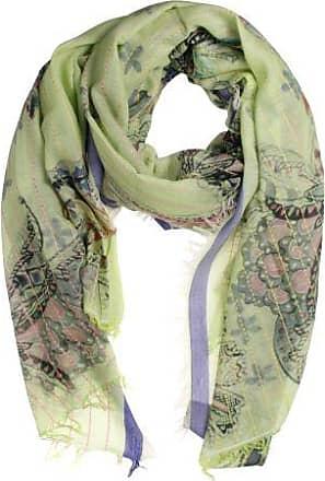 P-Modekontor Dames Sjaals in Katoen (Groen)