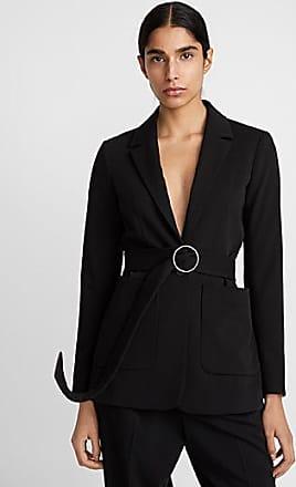 Icone Long belted jacket