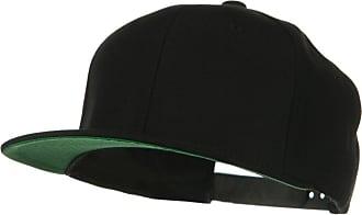 Yupoong Sonette/Yupoong Wool Blend Prostyle Snapback Cap - Black W41S71B