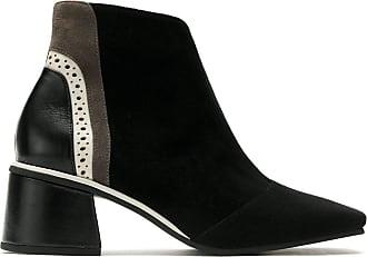 Sarah Chofakian Ankle boot Treasure de couro - Preto