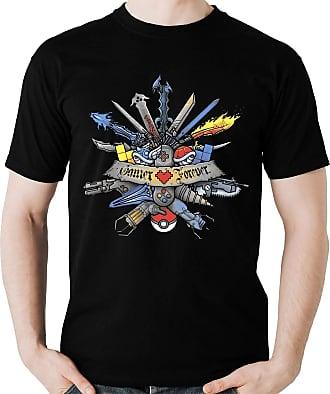 Dragon Store Camiseta Gamer Forever Video Game Classicos Camisa Blusa