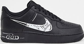Nike Air Force 1 LV8 Utility SL trainers in black
