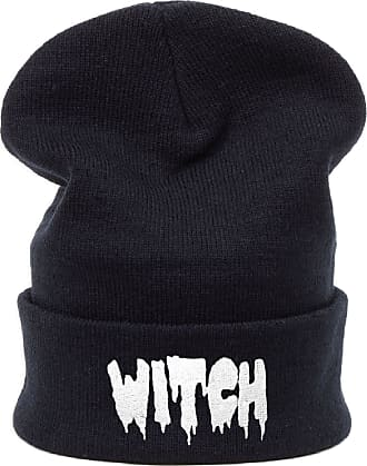 morefaz Winter Worm Beanie Hat Mens Womens Oversized Baggy Hats Easy Swag Meow Bad hair day MFAZ Morefaz Ltd Witch