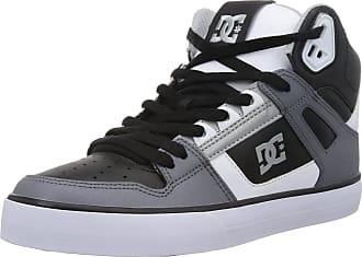 DC Shoes Mens Hi-Top Trainers Sneaker