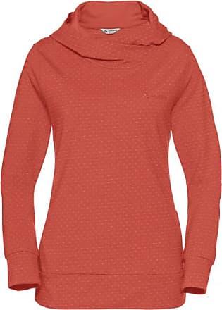 Vaude Tuenno Pullover Hoodie für Damen | rot